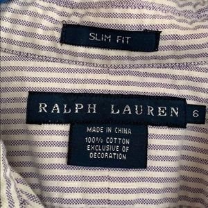 Ralph Lauren Tops - Size 6 slim fit